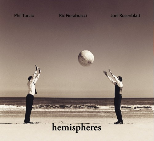 Hemispheres Cover